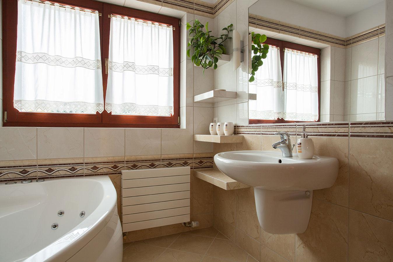 Tende per il bagno cagliari tende su misura per la stanza da bagno